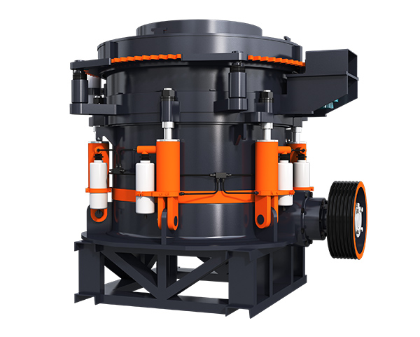 CP系列多缸液压圆锥机